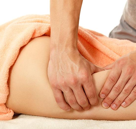 Методика массажа бедер